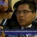 Abogado de Ollanta Humala: