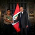 Balacera en Independencia: PPK condecoró al policía Lorenzo Machaca