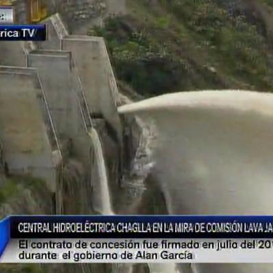 Odebrecht: Central Hidroeléctrica de Chaglla en la mira de la Comisión Lava Jato
