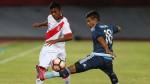 Perú cayó 3-0 ante Argentina y sumó su segunda derrota en el Sudamericano Sub 17 - Noticias de eduardo galeano