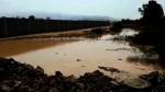 Pucusana: río Chilca se desbordó y bloqueó el acceso al distrito - Noticias de vuelco