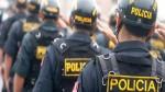 Ejecutivo dispuso pago de CTS a personal de la Policía Nacional - Noticias de policía nacional