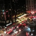 New York: alarma por incendio en el piso 47 de la Trump Tower