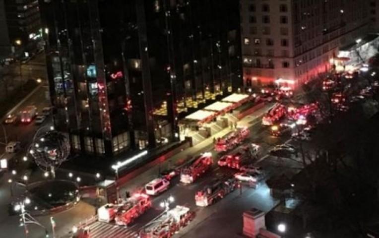 New York: alarma por incendio en el piso 47 de la Trump Tower | Internacionales