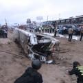 Panamericana Sur: aumenta a siete los fallecidos en accidente