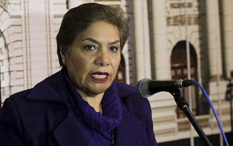 Salgado: Mañana se abordarán en el Congreso el pedido de interpelación a Vizcarra   Actualidad