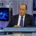 Juan Risi respondió las acusaciones de AGAP