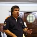 Benítez presentó hábeas corpus a favor de Alejandro Toledo