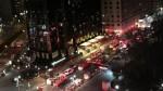 New York: alarma por incendio en el piso 47 de la Trump Tower - Noticias de donald trump