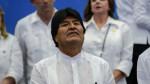 Evo Morales tiene una infección controlable que se tratará en Cuba - Noticias de bolivia