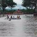 Tumbes: cerca de 40 casas terminaron inundadas tras el desborde del río Tumbes