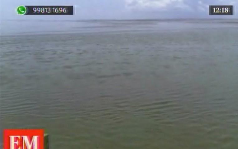 Chiclayo: lluvias forman laguna en pleno desierto tras 19 años | Actualidad