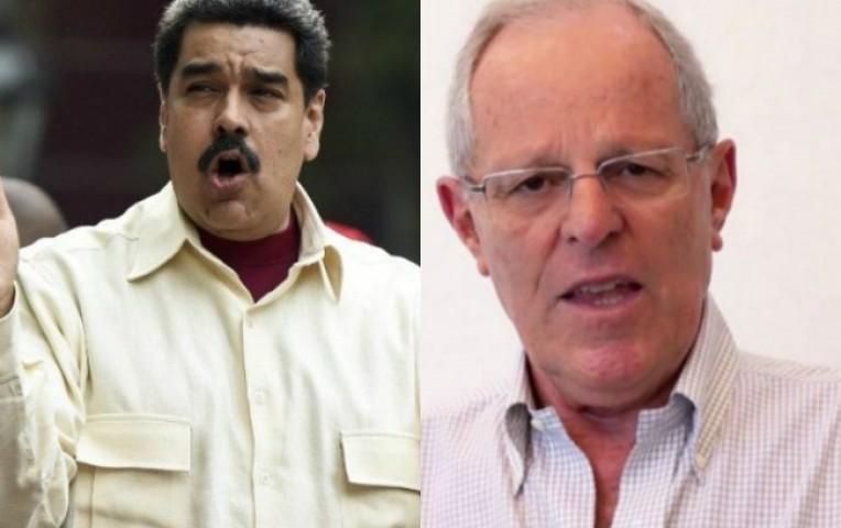 Maduro dice que PPK le propuso a Trump invadir Venezuela | Internacionales