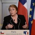 Bachelet destaca el proyecto del aborto en la reducción de brecha género en Chile