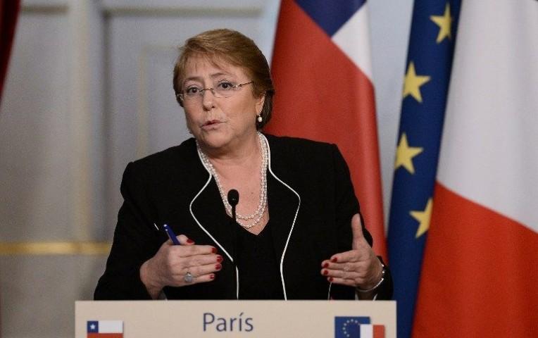 Bachelet destaca el proyecto del aborto en la reducción de brecha género en Chile | Internacionales