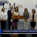 Mercedes Aráoz sobre Pérez Tello: Se ha creado un conflicto donde no había