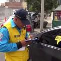 Miraflores: a partir del lunes 13 llevarán al depósito los autos mal estacionados