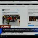 Alemania: varios heridos dejó ataque de un hombre con hacha