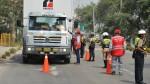 Carretera Central permanecerá cerrada hasta mañana a las 5 am - Noticias de ositran