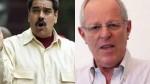 Maduro dice que PPK le propuso a Trump invadir Venezuela - Noticias de ppk