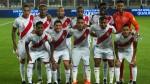 Perú mantiene su puesto 18 en el ránking mundial de la FIFA - Noticias de bolivia