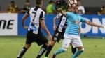 Sporting Cristal debutó en la Copa Libertadores con empate ante Santos - Noticias de grupo sandoval