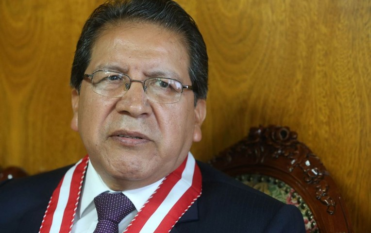 Sánchez se reunió con Fiscal General y Policía de Colombia | Actualidad