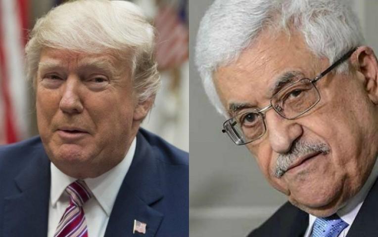 Donald Trump invita al presidente palestino a visitar la Casa Blanca   Internacionales