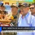 PPK a la población de Piura: ¿No han visto al alcalde? Entonces revóquenlo