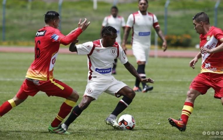 Universitario perdió 2-1 ante Sport Huancayo y sigue sin reaccionar   Deportes