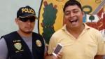 Dictan 3 meses de prisión preventiva para sujeto que se burló de la PNP tras captura - Noticias de pnp