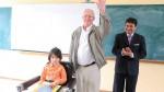 Huancayo: PPK cumplió el 'corte de pelo' de su ahijado de tres años - Noticias de ppk