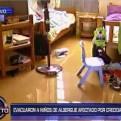 Chilca: albergue de menores quedó inundado por crecida de río