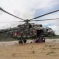 Lambayeque: impresionantes imágenes de rescate de personas por las FF.AA.