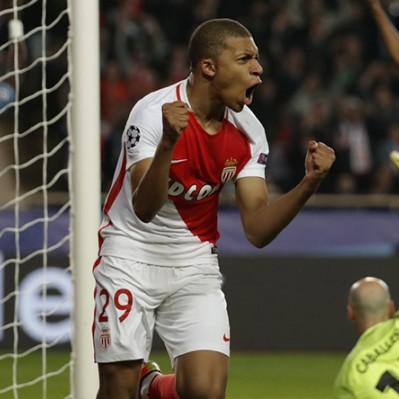 Mónaco ganó 3-1 al City y clasificó a los cuartos de final de Champions
