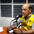 Casaretto: La empresa privada debería brindar maquinarias ante emergencia