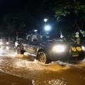 Piura: lluvia torrencial dejó anegada a la población del norte peruano