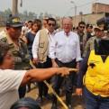 """PPK tras desborde de ríos en Lima: """"Hay muchos daños, pero son superables"""""""