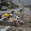 SJL: suspenderán recolección de basura por desbordes