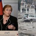 Chile: Bachelet expresa su solidaridad con el Perú