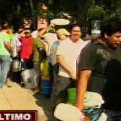 Lima: forman largas colas y reportan irregularidades en obtención de agua en Lince