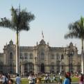 Palacio de Gobierno abrió sus puertas para acopiar donaciones tras huaicos