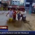 Nuevo huaico cae en Trujillo