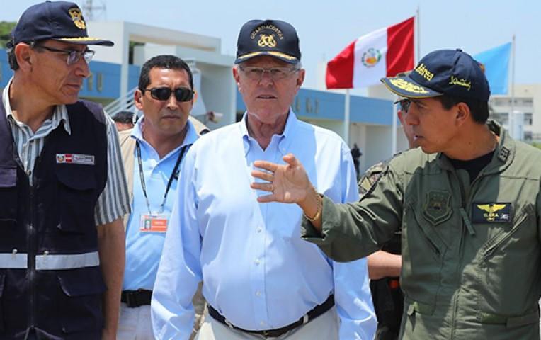 PPK agradeció al papa Francisco por plegaria en favor de los peruanos | Actualidad