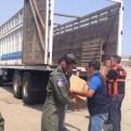 Ecuador entregó a Perú ayuda humanitaria para damnificados por los huaicos