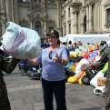 Lange sobre donaciones: Estoy muy contenta y los voluntarios deberían estarlo