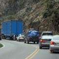 Carretera Central: restringen tránsito de vehículos menores por 10 días