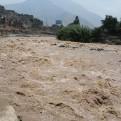 Río Rímac: restringen tránsito en tramo de la carretera Ramiro Prialé