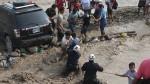 Policía rescató a 622 personas durante desastres - Noticias de juan velasco
