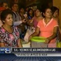San Juan de Lurigancho: vecinos se aglomeraron en exteriores de pozo de agua